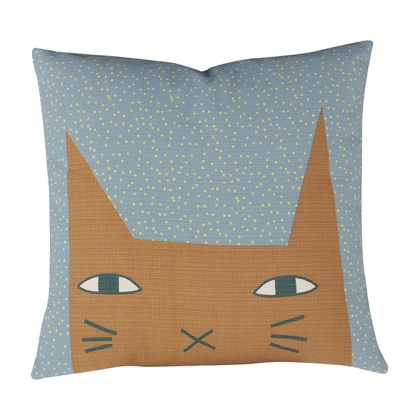 Cat Ears Cushion: click to enlarge