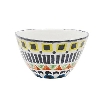 Folklore Cereal Bowl: click to enlarge