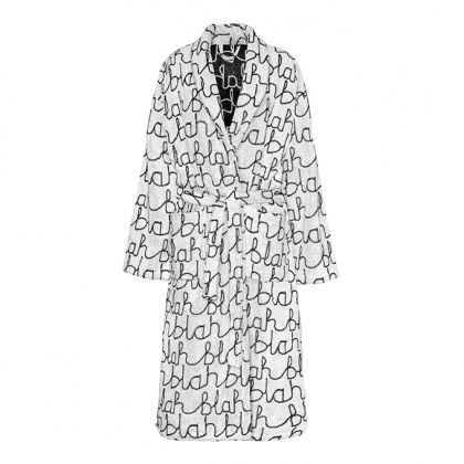 Blah Blah Bathrobe: click to enlarge