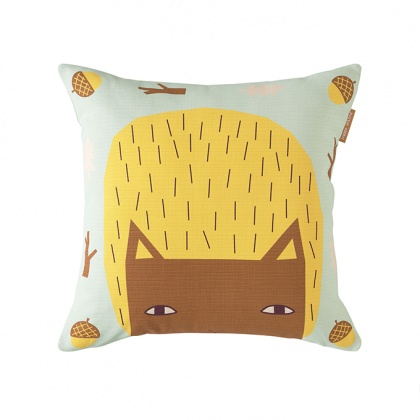Squirrel Cushion: click to enlarge