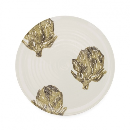 Dinner Plate Artichoke: click to enlarge