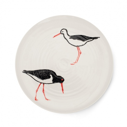 Dinner Plate Oyster Catcher: click to enlarge