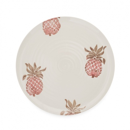 Dinner Plate Pineapple: click to enlarge