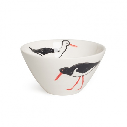Soup Bowl Oyster Catcher: click to enlarge
