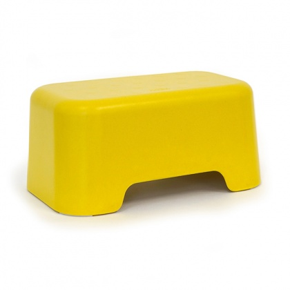Bano Step Stool Lemon: click to enlarge