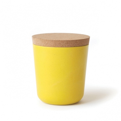 Claro Storage Jar XL Lemon: click to enlarge