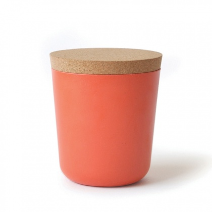Gusto Storage Jar XXL Persimmon: click to enlarge