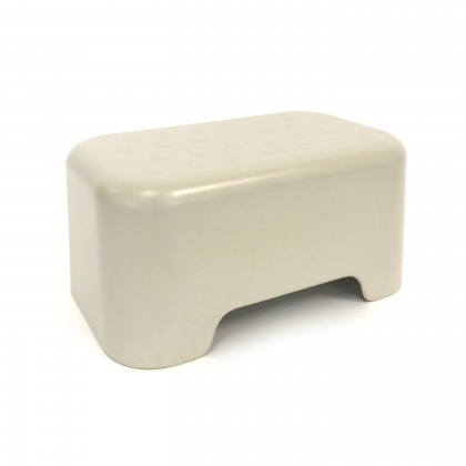 Bano Step Stool Stone: click to enlarge
