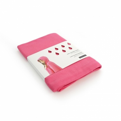 Kids' Hooded Towel Flamingo: click to enlarge