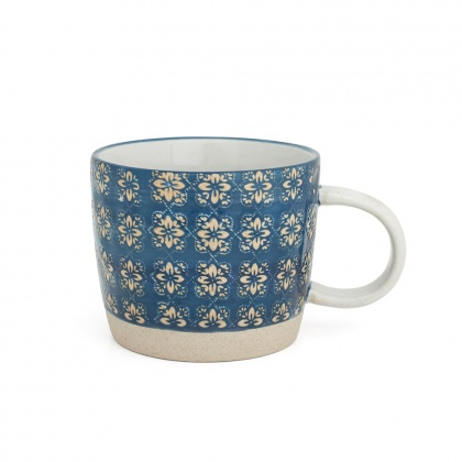 Mug Mosaic Blue: click to enlarge