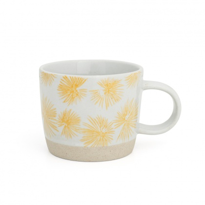 Mug Palm Yellow: click to enlarge