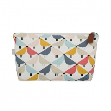 Lintu Bird Cosmetic Bag Large
