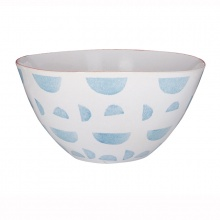 Salad Bowl Scandinavian Folk