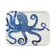 Tray Large Octopus