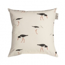 Oyster Catcher Cushion