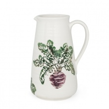 Tall Jug Beetroot