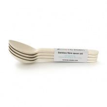 Bambino Spoon Set White