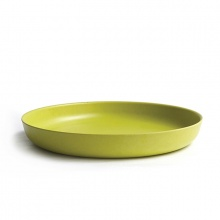 Bambino Medium Plate Lime