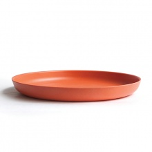 Round Tray Persimmon