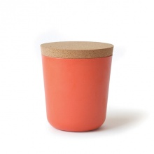 Claro Storage Jar XL Persimmon