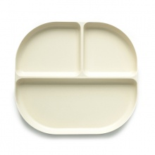 Bambino Divided Tray Off-White