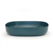 Gusto Large Serving Dish Blue Abyss
