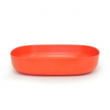 Gusto Large Serving Dish Persimmon