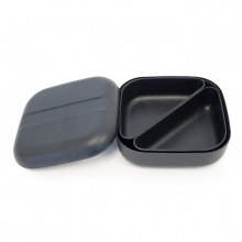Bento Lunch Box Black