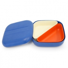 Bento Lunch Box Royal Blue