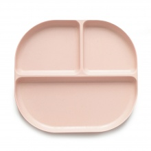 Bambino Divided Tray Blush