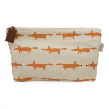 Scion Mr Fox Cosmetic Bag Large