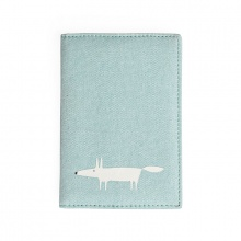 Mr Fox Passport Cover