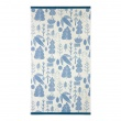 Bird & Tree Towels Duck Egg