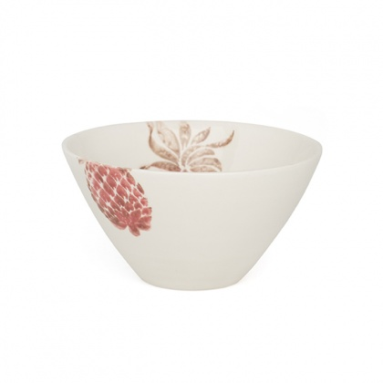 Soup Bowl Pineapple: click to enlarge
