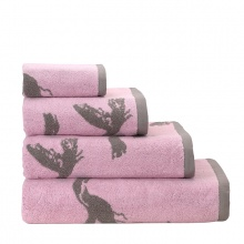 Seagull Towels Pink