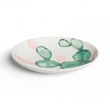 Prickly Pear Serving Bowl