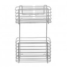 Wire Rectangular Basket 2 Tier